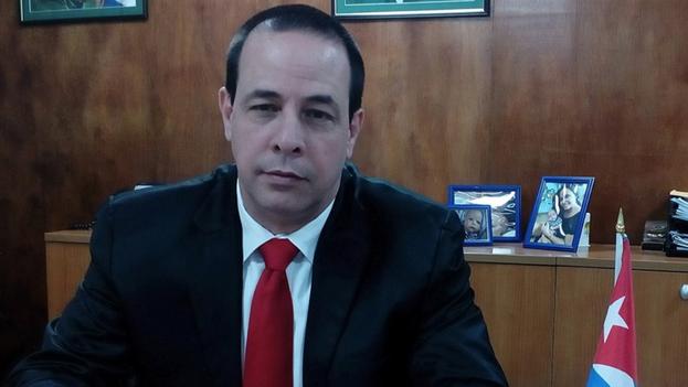 cuba José Angel Portal Miranda, ministre cubain de la Santé. Salud-Publica-Portal-Unidos-Infomed_CYMIMA20190930_0008_16