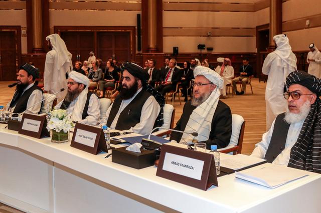 La rencontre interafghane survient après un dernier round de négociations directes entre Américains et talibans ces derniers jours à Doha. topelement