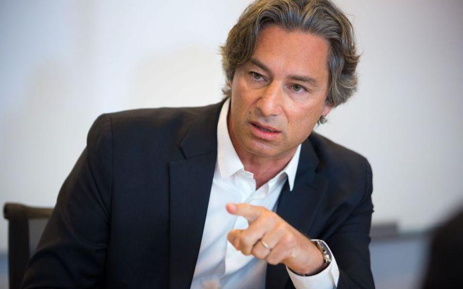 Laurent Solly, le directeur général France de Facebook. LP Jean Nicholas Guillo HIIJ6LPZRELLSDMYNNXBVQPIXU