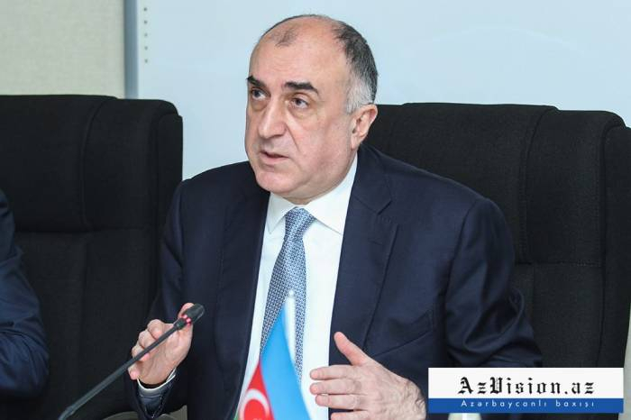 Le Ministre azerbaïdjanais Elmar Mamediarov AU QATAR 2020 1572758938