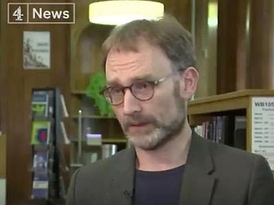 Le professeur Neil Ferguson, grand-prêtre de la gestion libérale des hôpitaux et inventeur du confinement généralisé contre le Covid-19. Voltairenet-org_-_1_1_-496-0b338