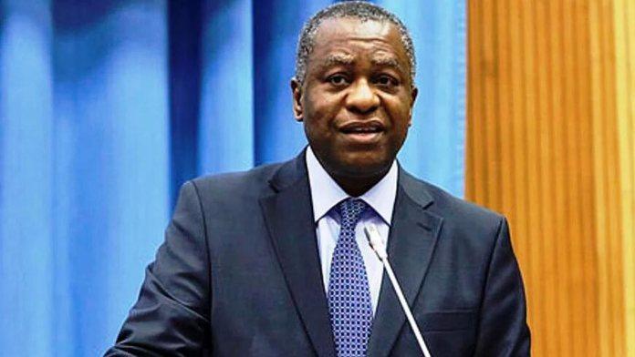 niger Le ministre nigérian des Affaires étrangères, Geoffrey Onyeama, GEOFFREY-ONYEAMA-1
