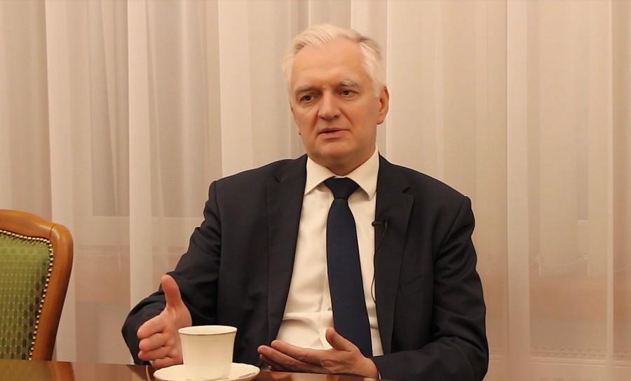 pologne Coronavirus et élection présidentielle tensions au sein du gouvernement polonais Gowin
