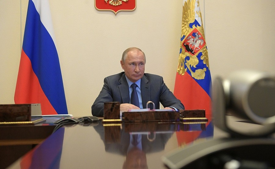 Réunion de travail avec le gouverneur du territoire de Primorye, Oleg Kozhemyako - April 21, 2020 - 14H30 PH 1 SUR 3 fL4AYzmNdFuHqTpCD1SAeSfiY7DhusgL