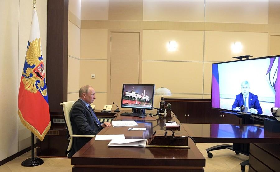 Rencontre avec le gouverneur de la région de Voronej Alexander Gusev - April 22, 2020 - 15H45 PH 1 SUR 3 Vz6sHAPA1A34JQ6fuPxc0AscI6KfkkNp