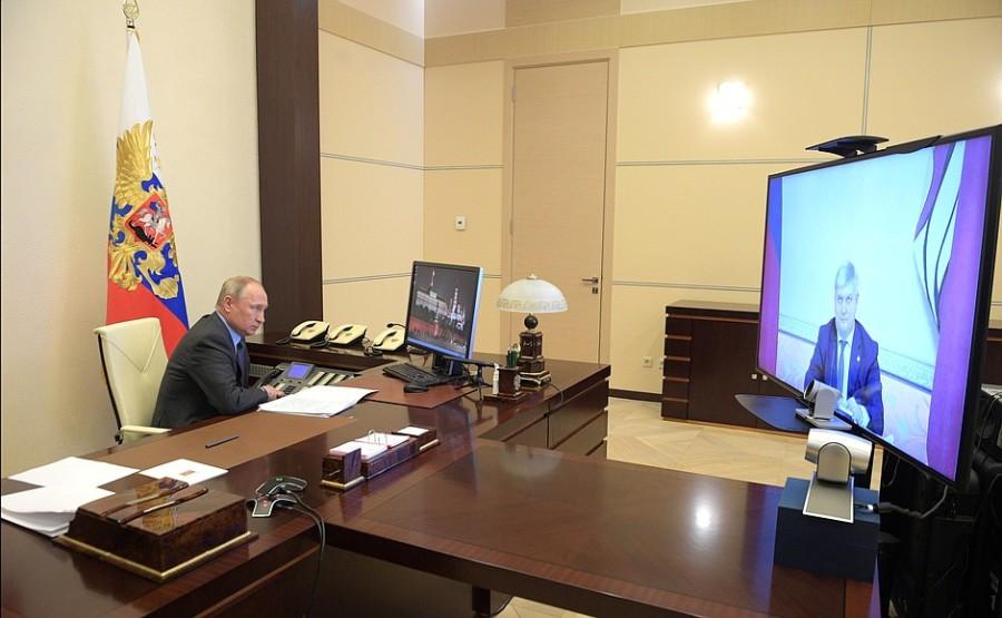 Rencontre avec le gouverneur de la région de Voronej Alexander Gusev - April 22, 2020 - 15H45 PH 3 SUR 3 gv8O7ZfAMek8zIA8gXMh4WlAwhIyGSzI