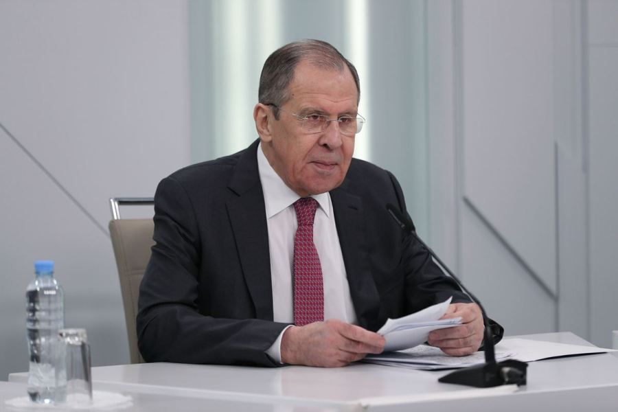 RUSSIE AVRIL 2020 LAVROV СВЛ_Большая_игра