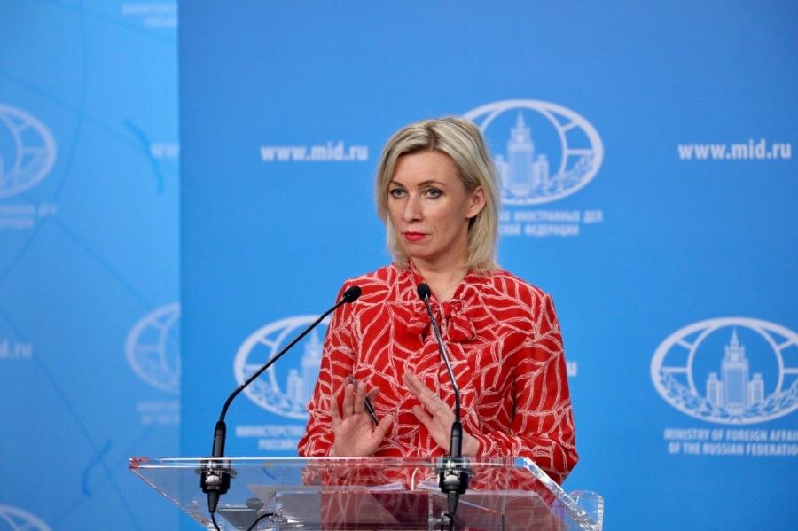 RUSSIE CONFERENCE DE PRESSE DU 17.04.2020. Брифинг_17042020