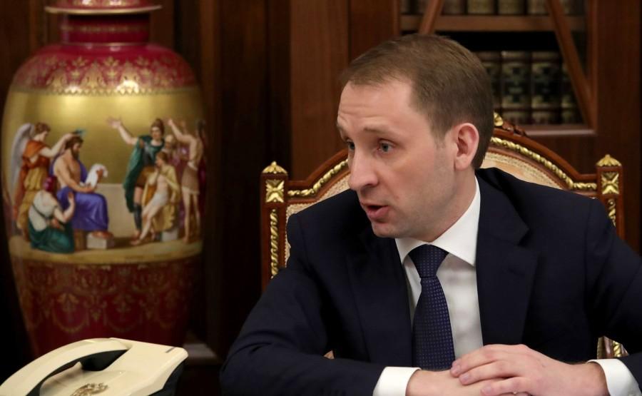 RUSSSIE PH 4 SUR 4 LE 08.04.2020 Ministre du développement de l'Extrême-Orient et de l'Arctique russes Alexander Kozlov.jxHtPXlzR9PIqtyVkEeaf24V0YuNarHq