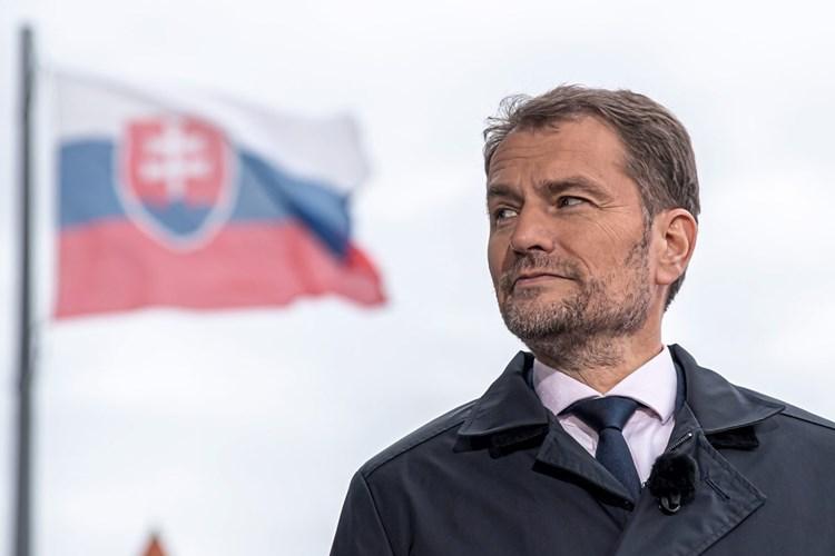 SLOVAQUIE Le gouvernement d'Igor Matovič APOMatovic0103EPADivisek