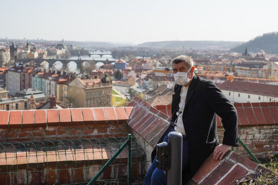 tchequie Babiš « le jugement de la cour de Luxembourg n'a pas d'importance »2020.03.27-babis-fb