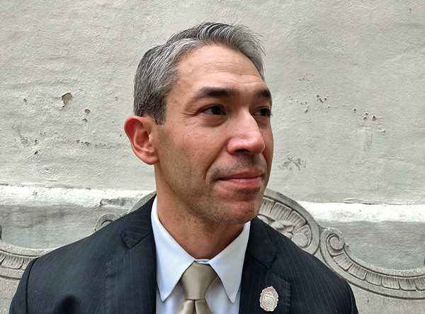 USA Ron Nirenberg, président de l'association américaine Sister Cities International, ron_nirenberg
