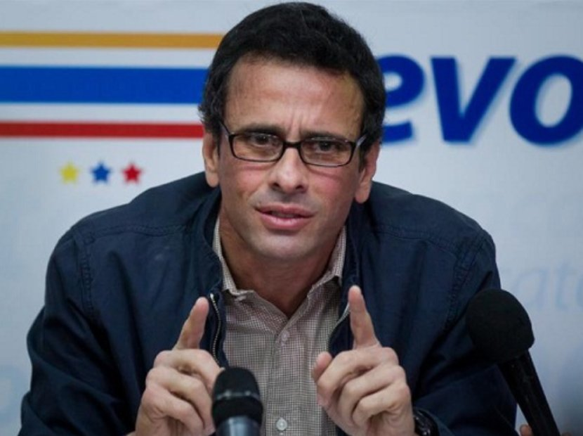 VENEZUELA henrique_capriles_radonski_2020