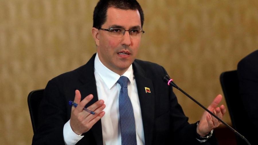 venezuela Jorge Arreaza,ministre des affaires étrangères du Venezuela w1240-p16x9-jorge_arreaza_0