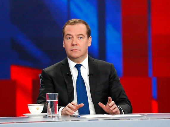 vice-Président du Conseil de sécurité de la Fédération de Russie medvedev 20200115144609704