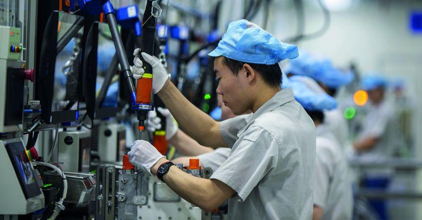 china_sipa Les économistes occidentaux spécialisés sur la Chine affirment que son économie semble relativement robuste et que son marché du travail est plutôt stable, du moins pour le moment.