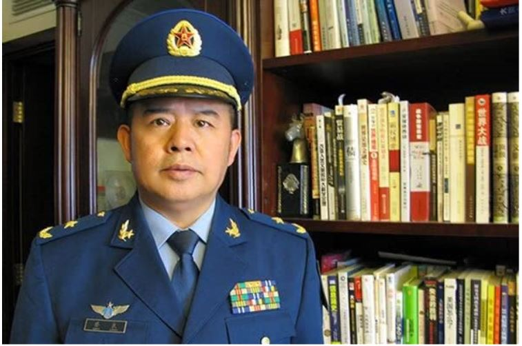 CHINE le Général Qiao Liang qiao-liong