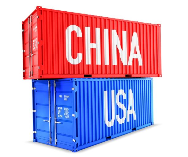 Chine-usa-CONTAINER ldv