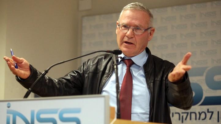 Halevy, qui en tant que haut responsable du Mossad
