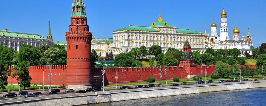 KREMLIN visiter-la-Russie