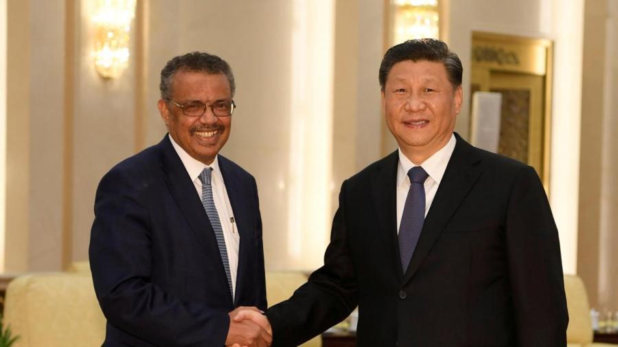 Le Dr Tedros, directeur général de l'OMS, avait le droit de tenir tête à Xi Jinping. Il ne l'a pas fait. - Reuters