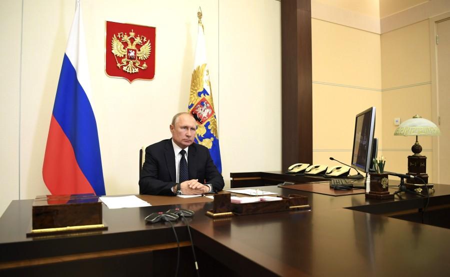 RUSSIE PH 01 SUR 5 Réunion sur la mise en œuvre des mesures de soutien économique et social (par vidéoconférence). 55yN7HArWiawbZZiliy2V9kp8wkDu3eA