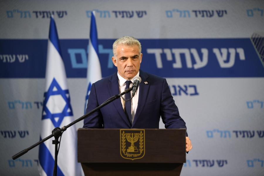 WhatsApp-Image-2020-04-21-at-20.27.10 le député Yair Lapid, nouveau chef de l'opposition,