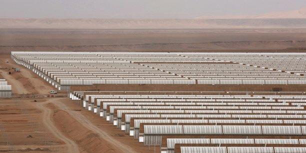 energie-solaire-centrale-noor-maroc