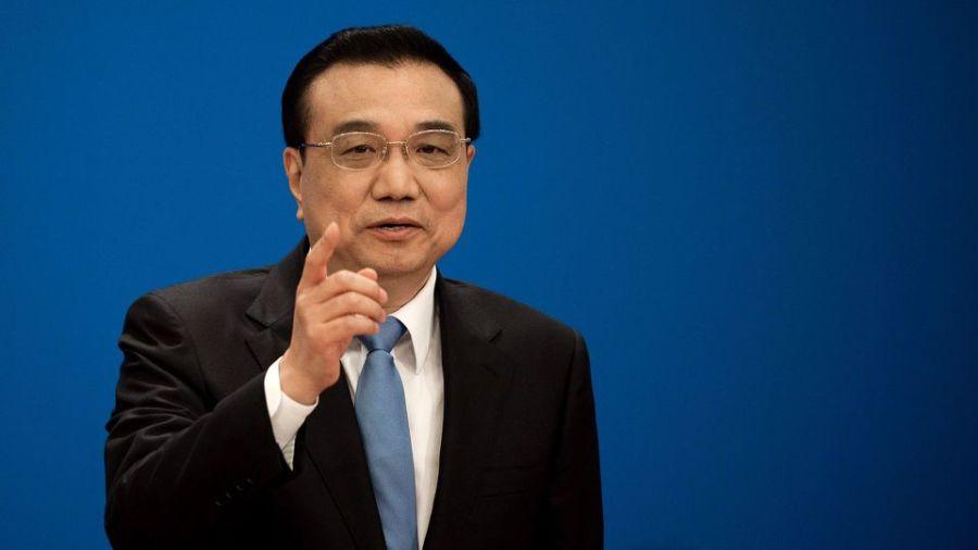 le-premier-ministre-chinois-li-keqiang-lors-de-la-conference-de-presse-de-cloture-de-la-session-annuelle-du-parlement-chinois-a-pekin-le-15-mars-2017_5843505Conférence de presse du Premier Ministre Li Keqiang