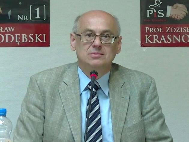 l'eurodéputé Zdzisław Krasnodębski MjAxODAzMjcwNmI3ZDE3OGQ2YmQxMjNlNTk1MjFmYTViNmMyYWY