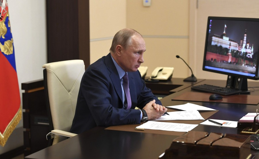 Réunion sur le nettoyage 03.06.2020 PH 2 des fuites de carburant diesel dans le territoire de Krasnoïarsk (par vidéoconférence). dfefurChzXdA6U9Jxt6TzClnPCtoDvwz