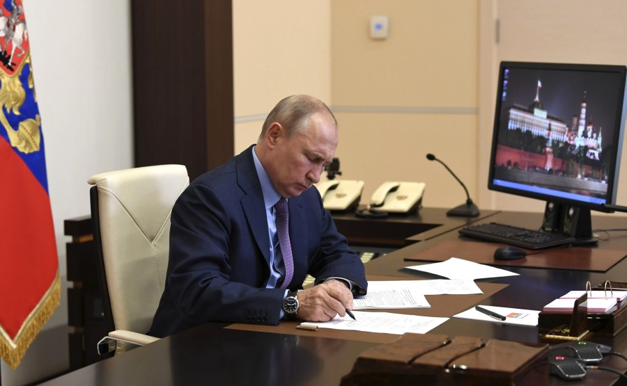 Réunion sur le nettoyage 03.06.2020 PH 4 des fuites de carburant diesel dans le territoire de Krasnoïarsk (par vidéoconférence). eHu6Tx2haZLFKCC80tpkP6hH1UqzV1Uq