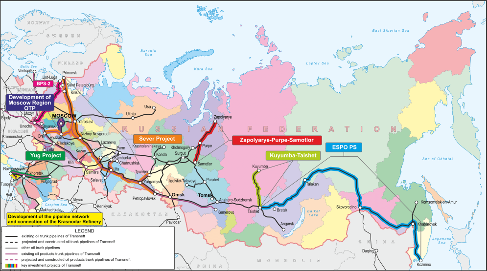 Transneft map_big_en