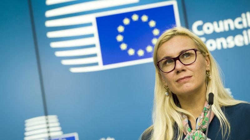 UE la commissaire européenne à l'Energie, Kadri Simson 01447033-EBA2-40F3-946B-1F4AA08BAC2C-800x450