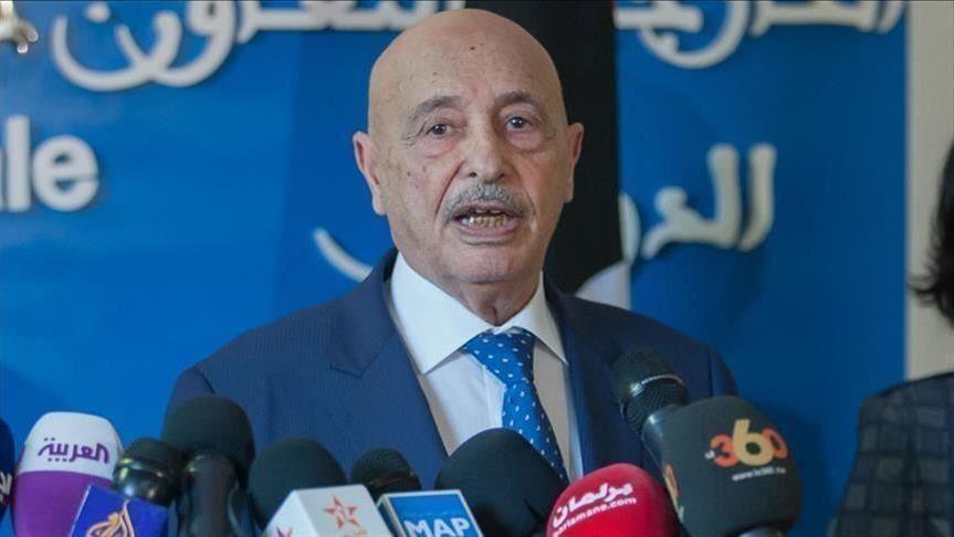Aguila Salah, qui est à la tête du Parlement de Tobrouk. thumbs_b_c_895667ae8f5a90eb91259d52addd6390