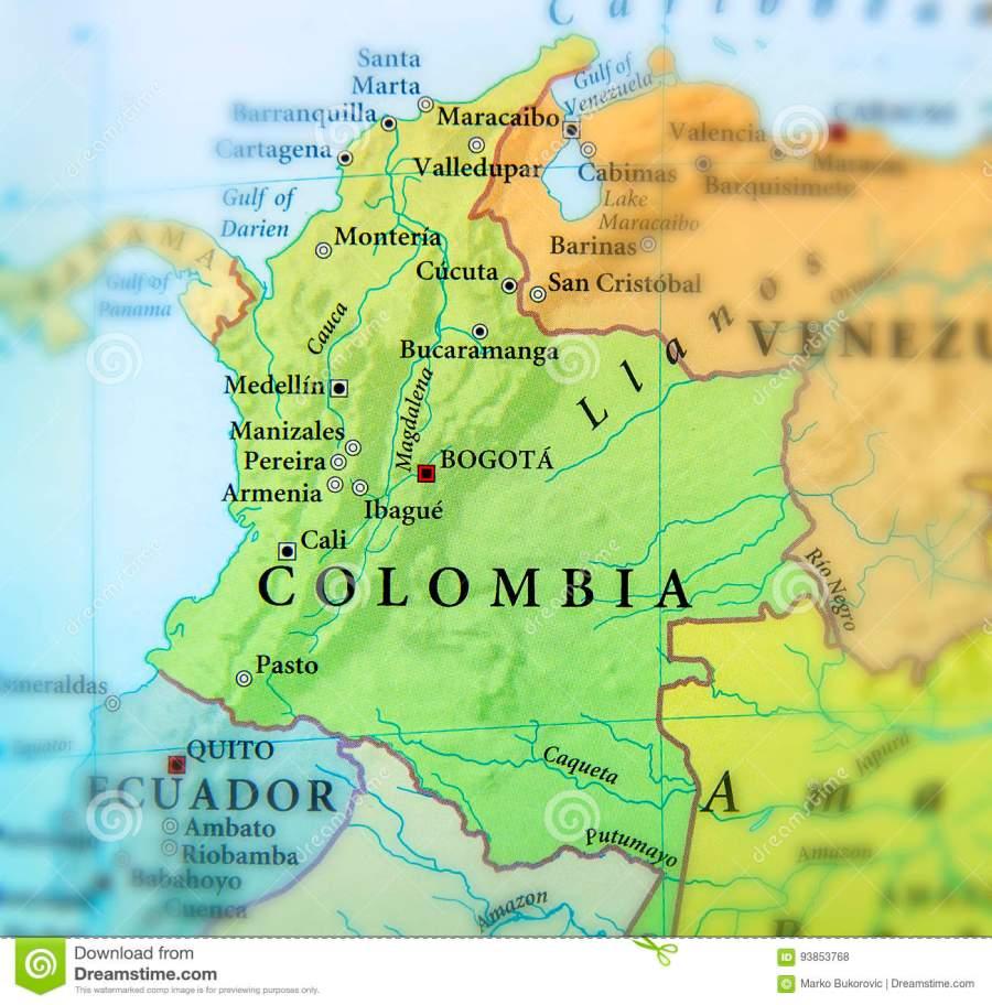 carte-géographique-des-pays-de-colombie-avec-les-villes-importantes-93853768