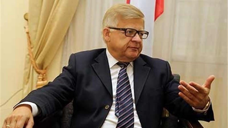 'ambassadeur russe à Beyrouth Alexandre Zasypkine manar-09877230015268180061