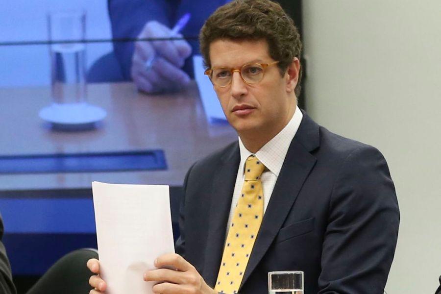 jfcrz_abr_10041914183dfle ministre de l'Environnement, Ricardo Salles