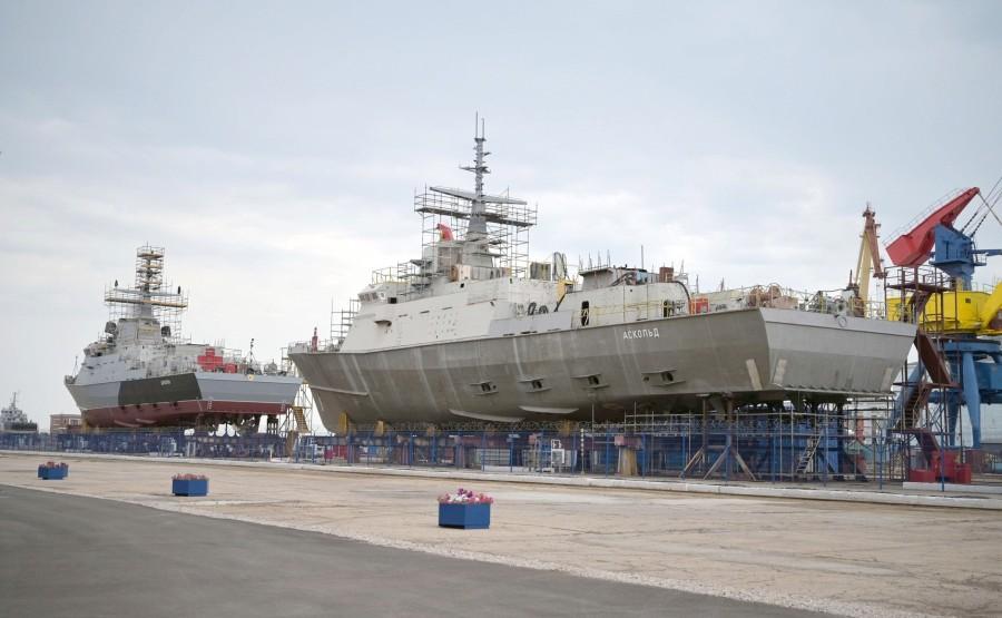 KREMLIN 1 W 7 MARINE RUSSE Cérémonie de pose de la quille des nouveaux navires de guerre de la Marine. X7ravYZAWkCnBVC0ADAoOxzeP1RNjne9