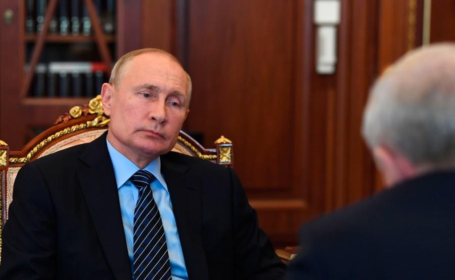 KREMLIN 2 W 4 15.07.2020 Chef du Service fédéral des douanes Vladimir Bulavin. j9FIw0eQKxjC2P6jCbDRe7jCU2ALwqR0