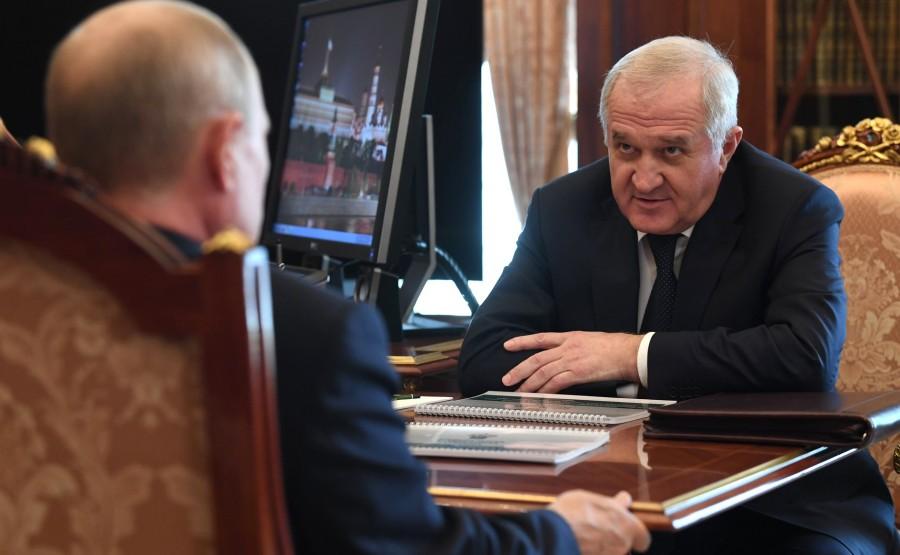 KREMLIN 3 W 4 15.07.2020 Chef du Service fédéral des douanes Vladimir Bulavin. YgvMDZmK4dOoE3E1r63mmJvcIKBN5HNa