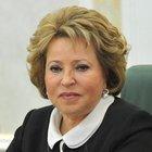 La Présidente du Conseil de la Fédération, Valentina Matviyenko, kBw1wJhNyXk