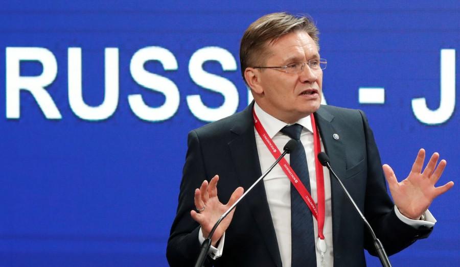 Le directeur général de Rosatom, Alexeï Likhatchev, 5b34fd0d09fac283618b4567