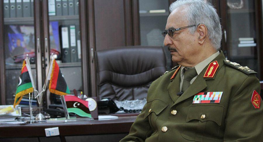 le maréchal Khalifa Haftar qui commande l'Armée nationale libyenne 1031223084_0 83 2792 1591_1000x541_80_0_0_742ccfe16929e1e574dd5bbf2f27896f