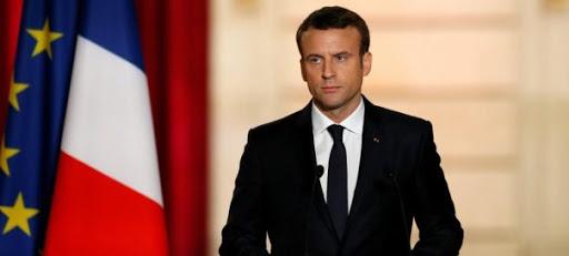 le président Macron unnamed