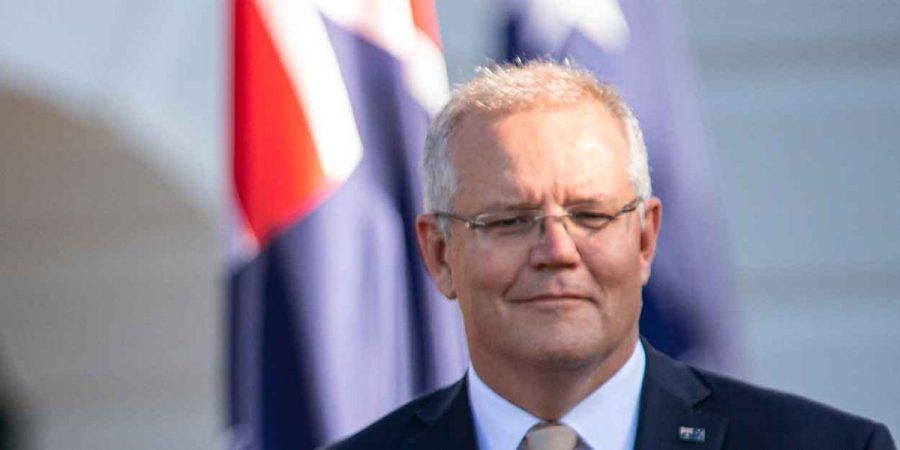 Le Premier Ministre australien Scott Morrison Sans-titre-1-16-1200x600