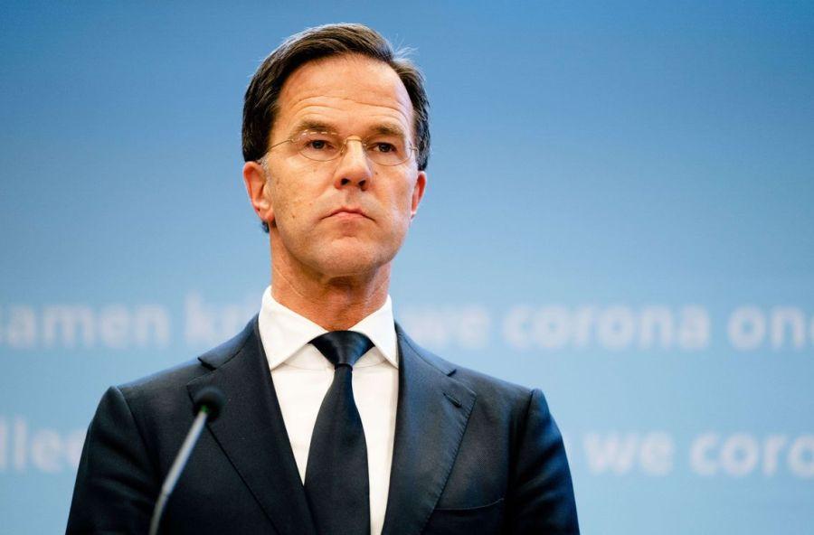 le Premier ministre néerlandais Mark Rutte 1136_000_1qb154