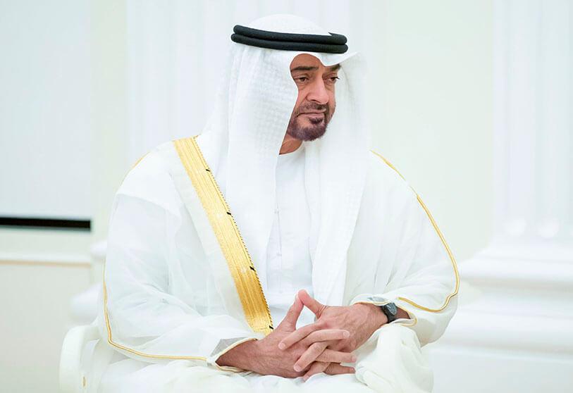 le prince héritier d'Abou Dabi, le cheikh Mohammed bin Zayed Al Nahyan, Atalayar_Mohamed bin Zayed al-Nahyan, príncipe heredero de Abu Dhabi