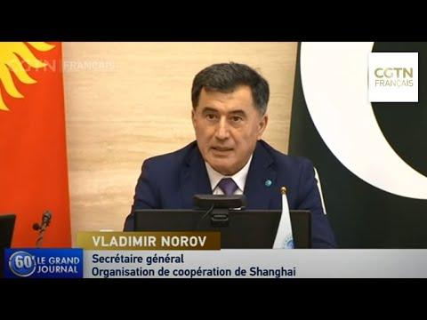 le Secrétaire général de l'OCS, Vladimir Norov, hqdefault