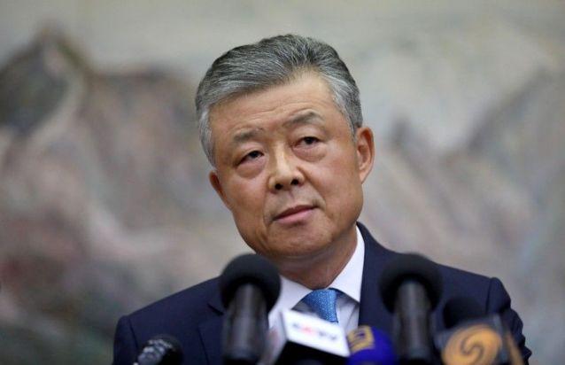 l'Ambassadeur Liu Xiaoming 7b1b9250b1924b7b342243a766a966c9